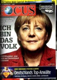 Focus Jahres-Abo für rechnerisch 37,40€ bei Bankeinzug