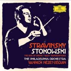 Amazon MP 3 Album: Philadelphia Orchestra  -  Stravinsky / Stokowski - The Rite Of Spring / Bach Transcriptions [+digital booklet] NUR 1,79 €