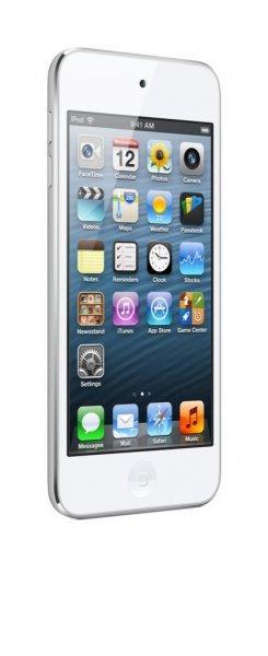 Apple iPod Touch 5G 32GB weiß & silber von Apple