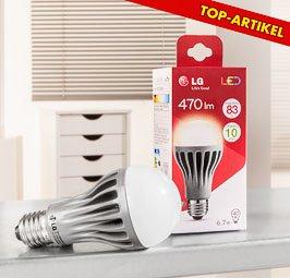 [Kaufland] LG LED Leuchtmittel A60 E27