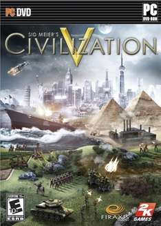 [STEAM] 2K Publisher Weekend - Civilization V + Addons