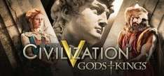 [Steam] Civilization V - Gods and Kings 2,50 €
