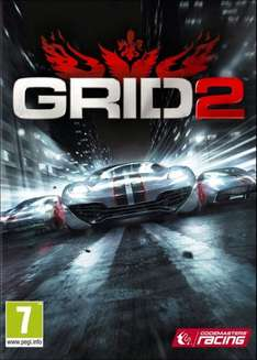 [STEAM] GRID 2 für 14,18€ bei gamefly.co.uk