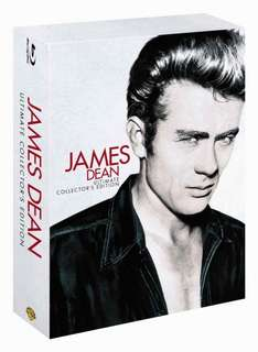 James Dean - Ultimate Collector's Edition (6 Discs)[Blu-ray] für 40€ @Amazon