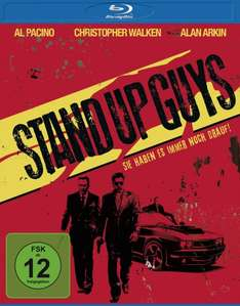 Stand Up Guys [Blu-ray] für 9€ @Amazon