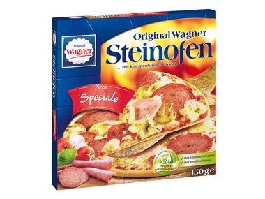 WAGNER SteinofenPizza vers. Sorten für 1,66€ bei @LIDL