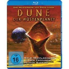Dune - Der Wüstenplanet [Blu-ray] für 5,71€ inkl. Versand bei Amazon
