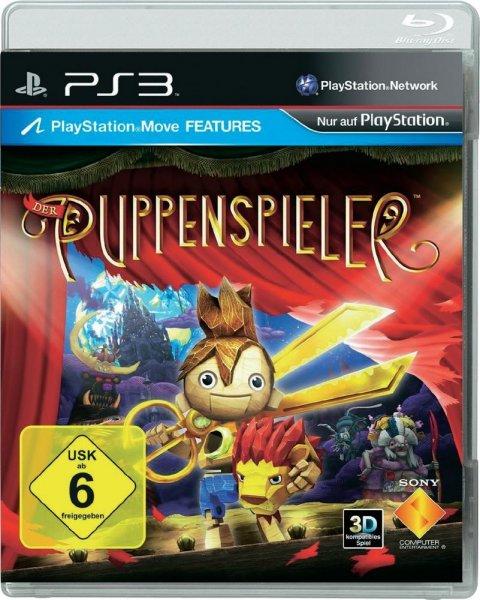 [PS3] Der Puppenspieler / Puppeteer für 28,99,-€ inkl. Versand (...nur noch heute)