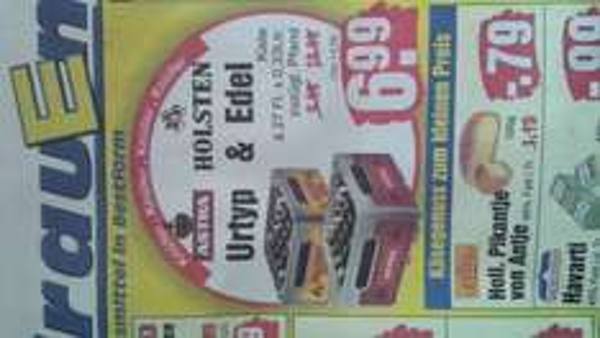 [Lokal Heide] Astra Kasten für 6.99€
