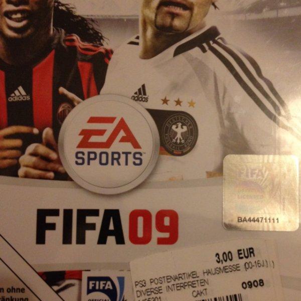 [lokal] MM Alexa Berlin PS3 FIFA 2009 für 3,00€