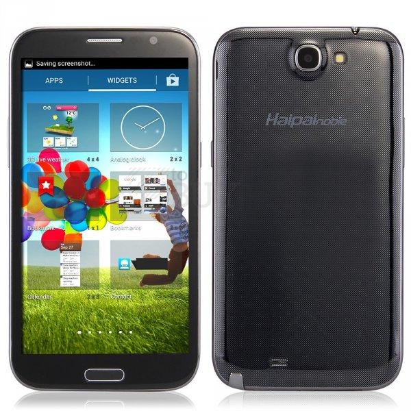"Chinakracher - 6"" DualSim Smartphone - 1,5Ghz QuadCore MTK6589 CPU - 2GB RAM - 32GB ROM - Android 4.2.1"