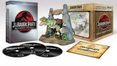 Jurassic Park - Ultimate Trilogy / Collector's Edition inkl. T-Rex Figur (Blu-ray) für 27€ @Mediadealer