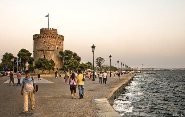 Reise: Langes Wochenende in Saloniki ab Hahn 4 Tage (Flug, Transfer, 4* Hotel) 97,- € p.P. (November) - Griechenlandtour bis Istanbul möglich