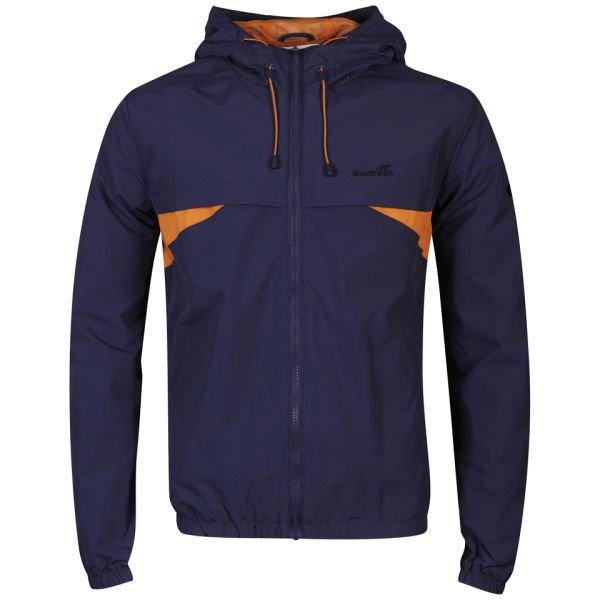 Boxfresh Men's Baheera Jacket - Navy für 19€ @Zavvi