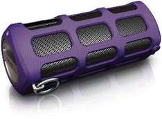 Philips SHOQBOX Bluetooth Speaker SB7260 violett für 79.99 € @ DC