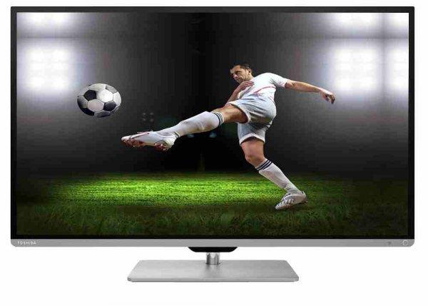 [Lokal Bergisch Gladbach] Saturn: Toshiba 50L7363DG 50 Zoll 3D LED-TV Full HD - fast 15% unter Idealo