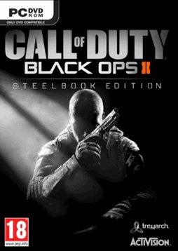 [Steam, Retail] Call of Duty: Black Ops II Steelbook @ MM Dresden