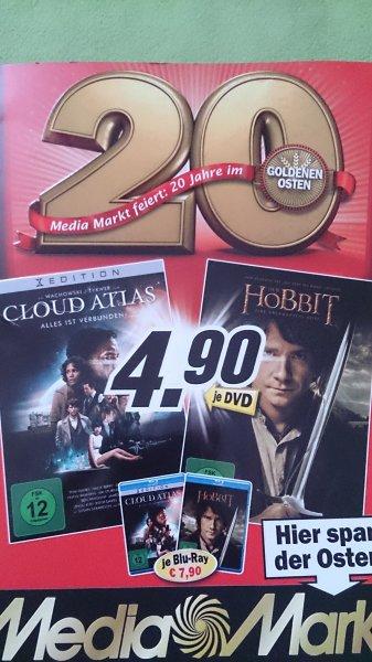 [MM Thüringen, Sachsen, S-Anhalt] diverse DVD-Staffeln 9,90 €, Blu-rays 7,90 €
