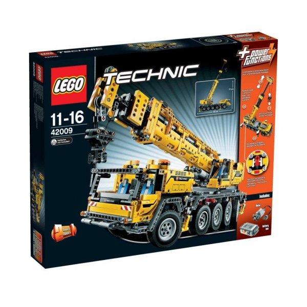Lego Technic 42009 Mobiler Schwerlastkran für 144,35 € bei amazon.fr