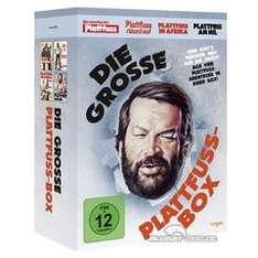Die grosse Plattfuss-Box (Blu-Ray)