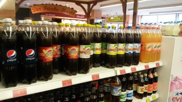 [EDEKA - Lokal?/Bundesweit?] Pepsi, Schwip Schwap, 7UP, Mirinda - 1,5l für 50 Cent !!!