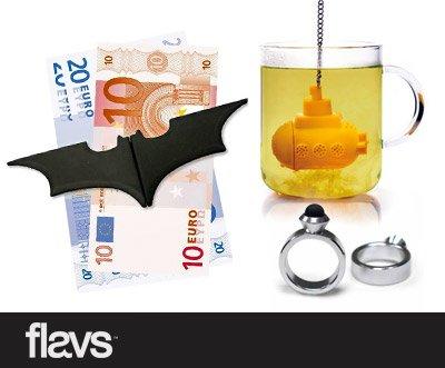 65€ Flavs Gutschein für 34€ / 125€ Flavs Gutschein für 64€ @Dailydeal