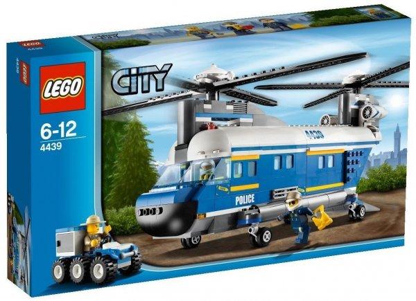 """Lego™ - """"City: Hubschrauber mit Doppelrotor"""" (4439) für €25,99 [@Buecher.de]"""