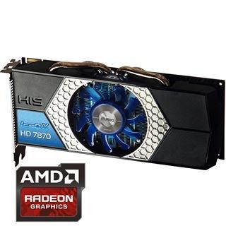 HIS Radeon HD 7870 GHz Edition IceQ X für unter 160€