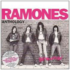 THE RAMONES 'Anthology' Doppel-CD - 58 (!) Titel @Amazon Prime