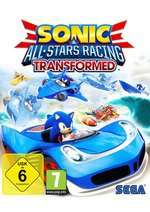 Sonic And Sega All Stars Racing Transformed[Steam] für 5€ @McGame