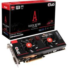 Club 3D Radeon HD 7970 royalAce OC GHz + 5 Spiele / Crysis 3, Bioshock Infinite + Never Settle Forever GOLD