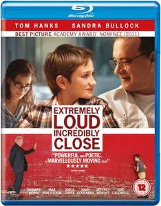 Blu-ray - Extrem Laut und Unglaublich Nah (Extremely Loud and Incredibly Close) für €5,84 [@Zavvi.com]