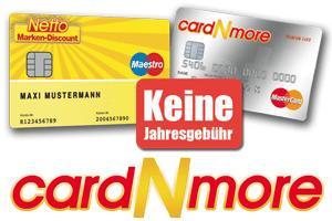 Netto Kreditkarte - Komplett Kostenfrei + 15€ Barprämie...