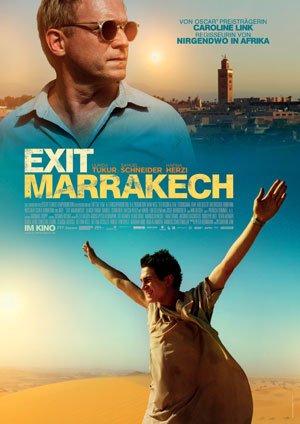"""[Erinnerung] 2. Chance Komplett kostenlos ins Kino zu """"Exit Marrakech"""" am 14.10.2013 um 20:00 Uhr"""