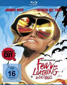 Blu-ray - Fear And Loathing In Las Vegas ab €4,99 [@Saturn.de]