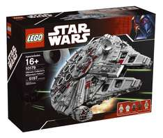 Real (Filialen): Lego Star Wars Millenium Falcon 99€