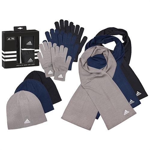 Adidas 3 teiliges Strick Winterset für 27,90€