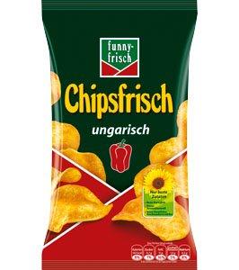 Funny-Frisch Chipsfrisch - versch. Sorten - 175g - @KAUFLAND