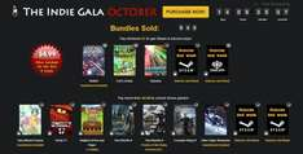 [Steam] Indiegala October !Neue Spiele freigeschaltet! ab $1 / BTA ab $5