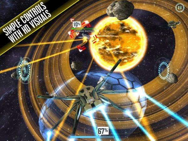 Quantum Legacy HD Turbo [iOS]