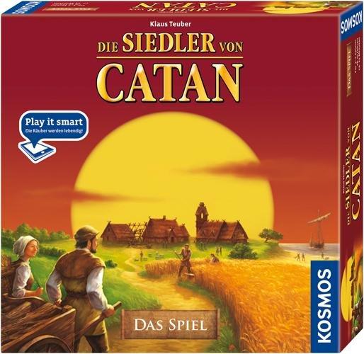 Wieder da! [Die Siedler von Catan] Basisspiel für 14,99€ | Erweiterungen ab 16,99€ inkl. Versand @ Spiele-Offensive
