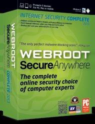 Webroot Secure Anywhere 6 Monate Gratis [Win/Mac]