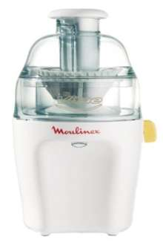 Moulinex Vitaé Automatik-Entsafter 200 Watt für 35,64€ @Amazon.es