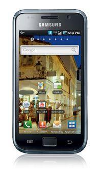 Samsung Galaxy S I9000 mit Schubladenvertrag für nicht junge Leute