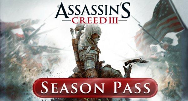 [Uplay] Assassin's Creed III - Season Pass