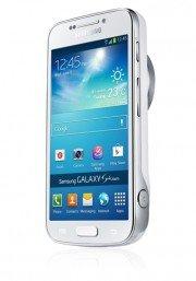 Samsung Galaxy S4 Zoom white, B-Ware