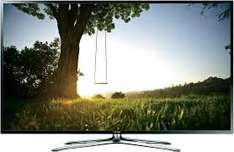 "Samsung UE46F6470 46"" LED TV, Full HD, 3D ready, WLAN, Triple Tuner, inkl. zwei 3D Active Shutter Brillen @ ZackZack"