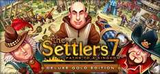 The Settlers 7: Paths to a Kingdom - Deluxe Gold Edition @ Steam
