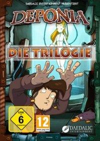 Deponia - Die Trilogie auf Gamesrocket