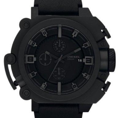 Diesel Herren-Armbanduhr BlackBird Chronograph Quarz Leder DZ4243 189,99 € statt 259 €